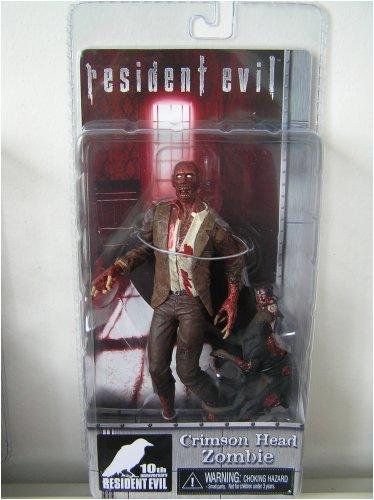 Papershop, venta de merchandising (OFERTAS INCREIBLES) Neca-resident-evil-anniversary-series-2-crimson-head-zombie-action-figure