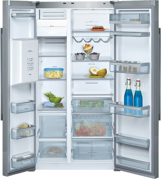 American Style Side by Side Fridge Freezer - CLICK FOR MORE INFORMATION