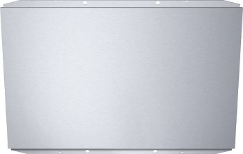 Neff Z5863N0 Back Panel in Stainless Steel