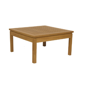 Neptune Hampton Teak Square Coffee Table Review Compare Prices Buy Online