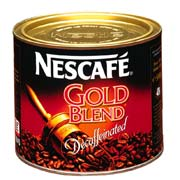 Gold Blend Decaffeinated
