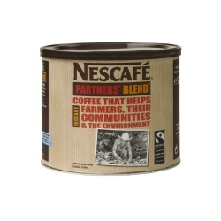 Fair Trade Partners Blend Coffee 500G Tin