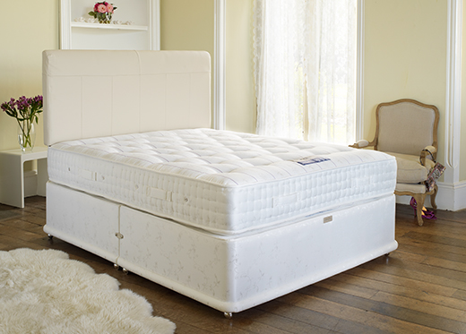 2500 double mattress for Double divan set