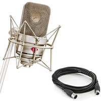 Neumann TLM 49 Microphone Set with FREE Monster