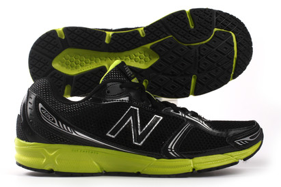 480 V3 D Mens Running Shoes Silver/Yellow/Black