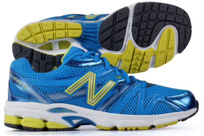 660V2 Mens Running Shoes Blue/Yellow