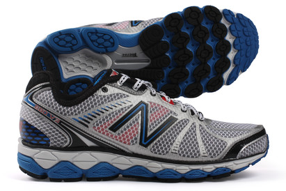 880 V3 Mens Running Shoes Grey/Blue