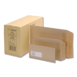 Envelopes Light Press Seal Bankers