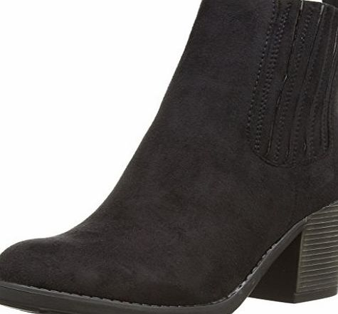 New Look T Dolly, Women Warm Lining Chelsea Boots, Black (Black), 5 (38 EU)