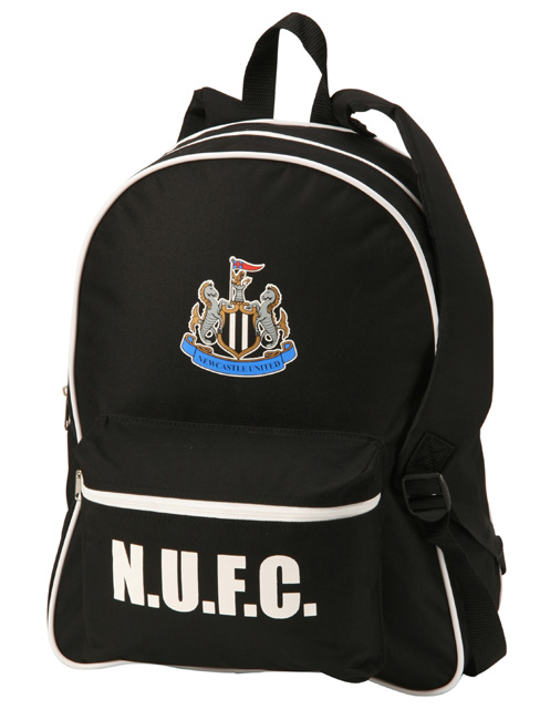 newcastle united backpacks