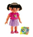 Dora the Explorer Dress and Style Doll