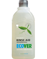Ecover Rinse Aid 500ml - for naturally shiny