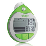 Efergy Shower Timer - water saving monitor and