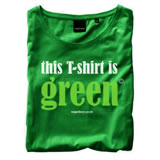Nigel`s Eco Store Green Green Eco T-Shirt - light soft and product image
