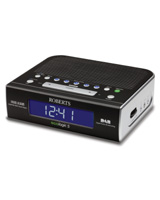 roberts dual alarm clock radio instructions