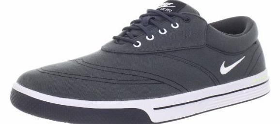 Nike Lunar Swingtip Golf Shoes Anthracite Black Volt White
