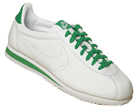 Classic Cortez Leather 09 White/Green