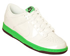 Nike Dunk Low CL White/Vivid Green Trainers