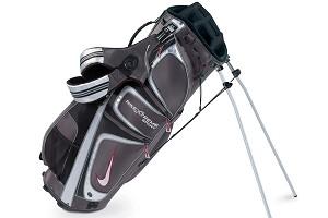 Nike Xtreme Element Cart Bag.  Рвлч.  Подлинная мода кожа Сумочка.