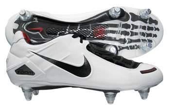 Nike Football Boots Nike Total 90 Laser SG Football Boots White / Black product image