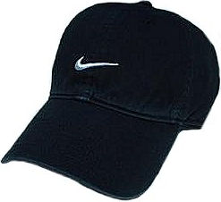 Golf Cap Black