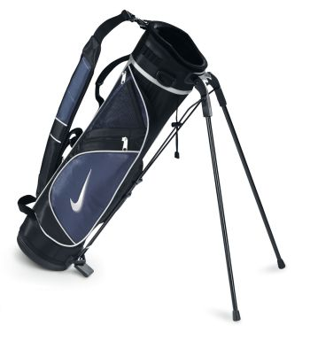 NIKE BIRDIE BLUE JUNIOR KIDS CARRY STAND GOLF BAG Birdie Blue