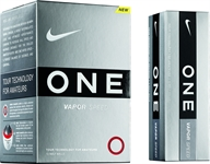 Nike One Vapor Speed Mens Golf Balls (Dozen)