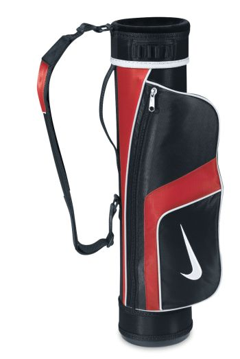 NIKE PAR RED JUNIOR KIDS CARRY GOLF BAG Par Red