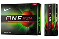 One RZN Golf Balls Dozen BANI073