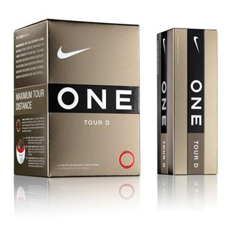 One Tour D Golf Balls (12 Balls)