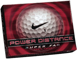 Power Distance Super Far Ball