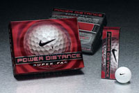 Power Distance Super Far Balls (dozen) 3 for 2