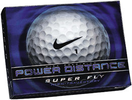 Power Distance Super Fly Ball