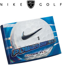 Power Distance Super Fly Balls - Version 2 (Dozen)