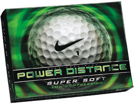 Power Distance Super Soft Ball