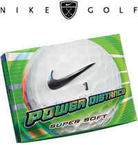 Power Distance Super Soft Balls - Version 2 (dozen)