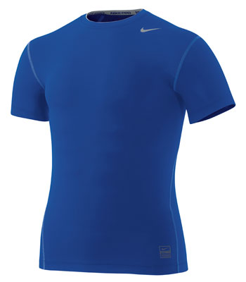 Nike Pro  Nike Pro SS Core T-shirt Royal Blue product image