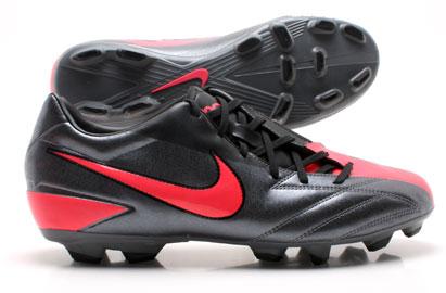 Total 90 Shoot IV FG Football Boots Dark Grey/Pink