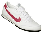 Nike Track Racer White/Red Leather Trainers