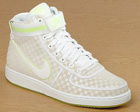 Nike Womens Vandal High Premium Beige/White