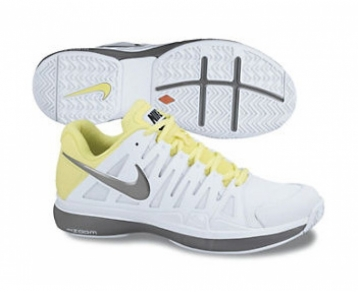 Zoom Vapor 9 Tour Ladies Tennis Shoes