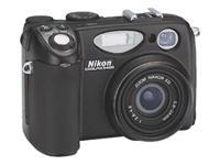 Nikon Coolpix 5400 5.1MP 4x Digital 4x Optical Zoom