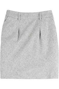 Nina Ricci Alpaca blend mini skirt product image