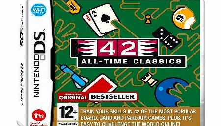 NINTENDO 42 All Time Classics NDS