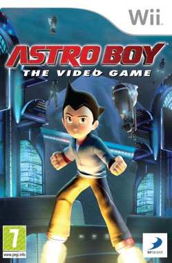 NINTENDO Astro Boy The Video Game 2009 Wii