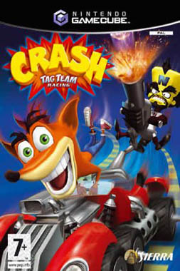 NINTENDO Crash Tag Team Racing GC