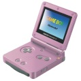 GBA SP Pink