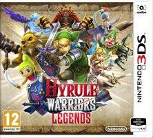 Nintendo, 1559[^]40872 Hyrule Warriors Legends on Nintendo 3DS