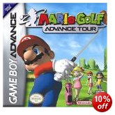 NINTENDO Mario Golf Advance Tour GBA product image