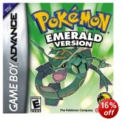 NINTENDO Pokemon Emerald GBA product image